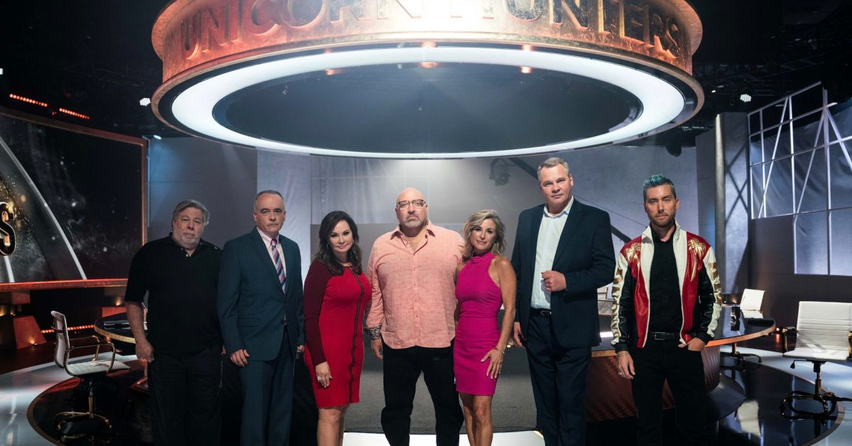 photo of 'Unicorn Hunters' investment series with Steve Wozniak may become a television show image