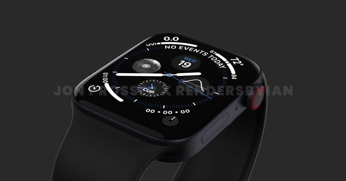 Another leaker corroborates Apple Watch Series 7 coming in new 45mm size thumbnail