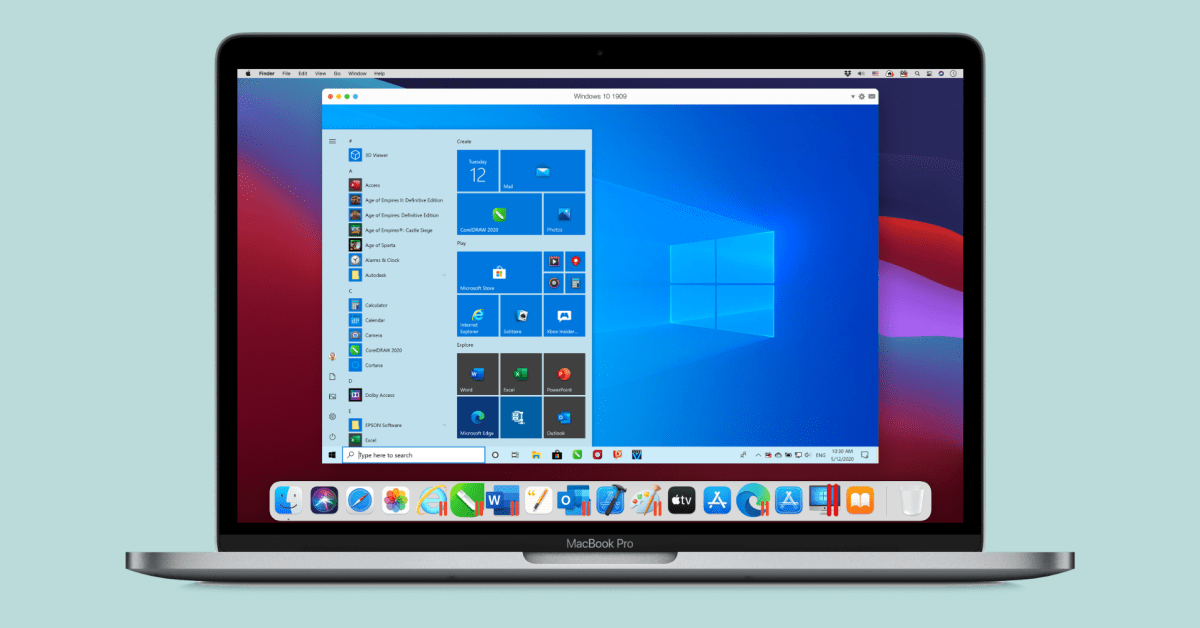 Parallels Desktop 17.1 adds full support for macOS Monterey and Windows 11