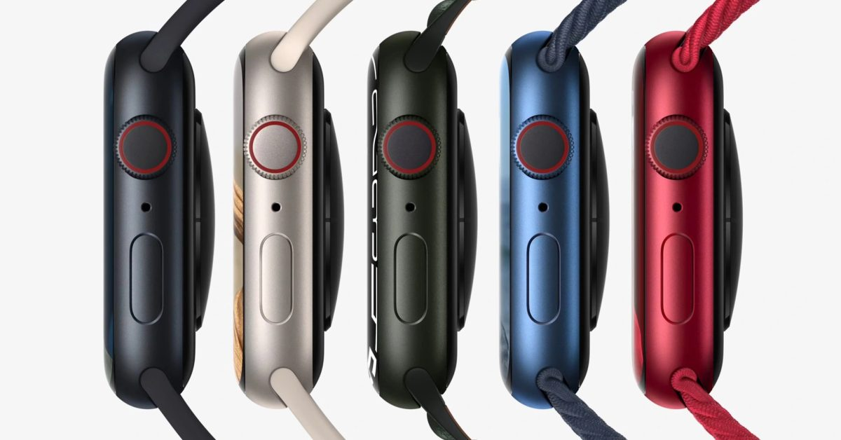photo of Apple Watch Series 7 FAQ: color comparisons, band compatibility, release date image
