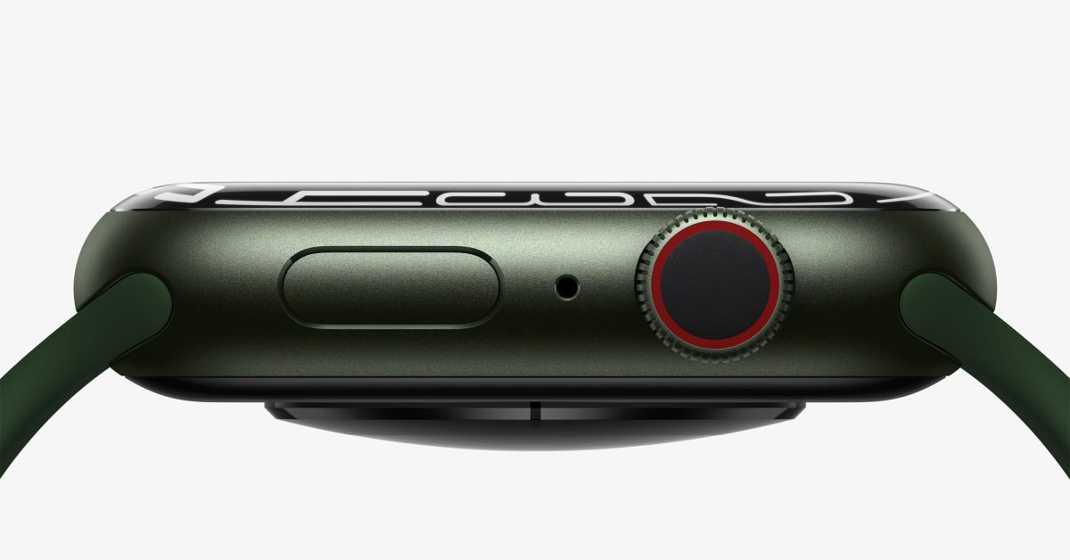 Apple Watch Series 7 features secret 60.5GHz wireless connection for data transfer