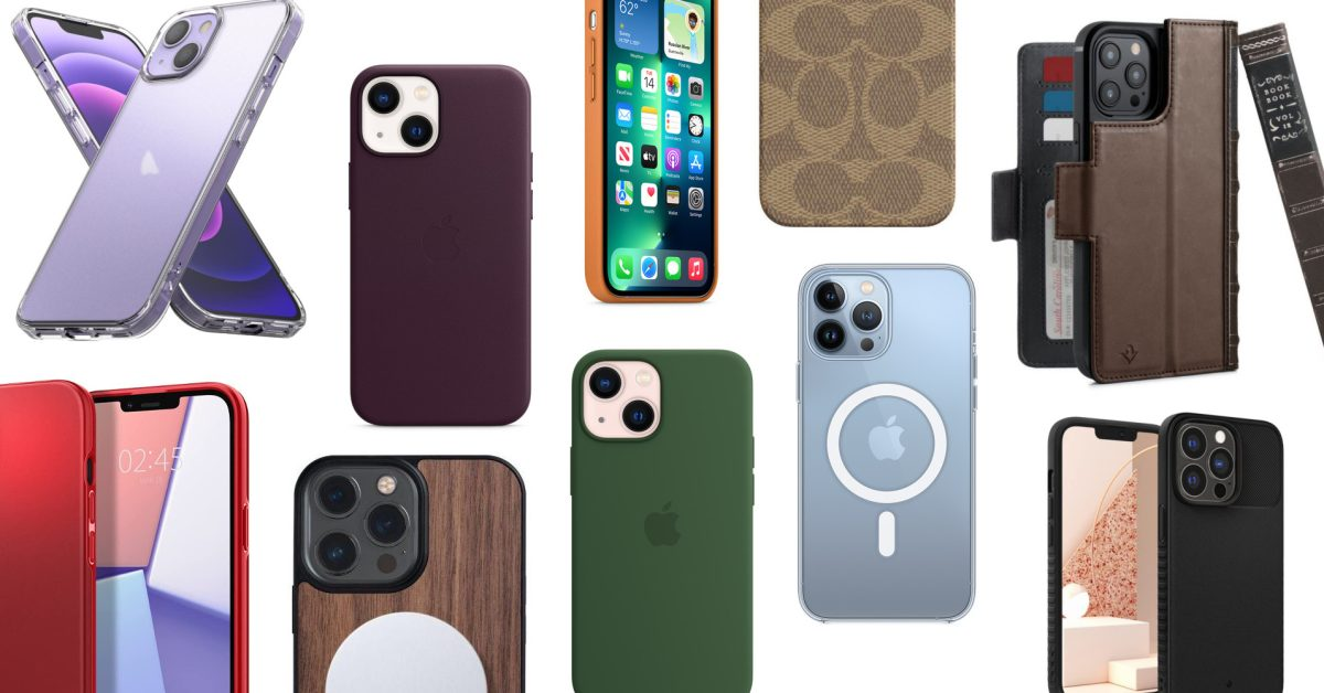 Best iPhone 13 cases now available for purchase - 9to5Mac