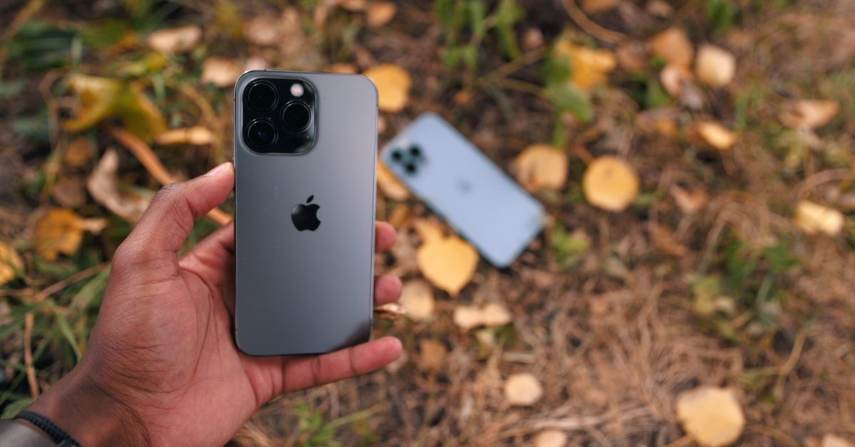 Apple highlights iPhone 13's new Ultra Wide lens with stunning #ShotOniPhone photos thumbnail