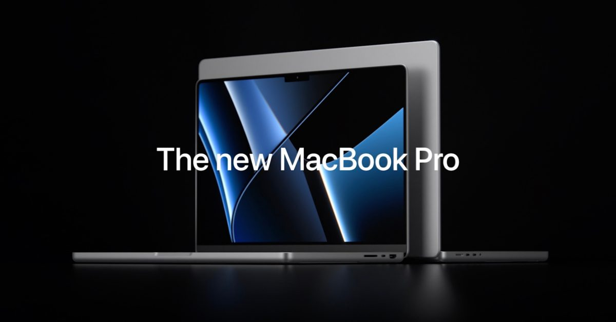 Opinion: I wasn't planning to buy a MacBook Pro, but today's event exceeded my wildest expectations