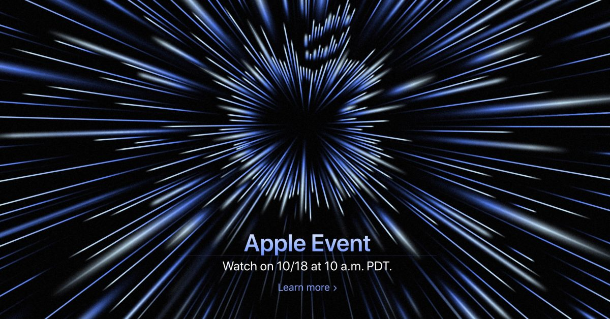 Everything to expect from Apple's October event: M1X MacBook Pro, AirPods 3, and more [U] thumbnail