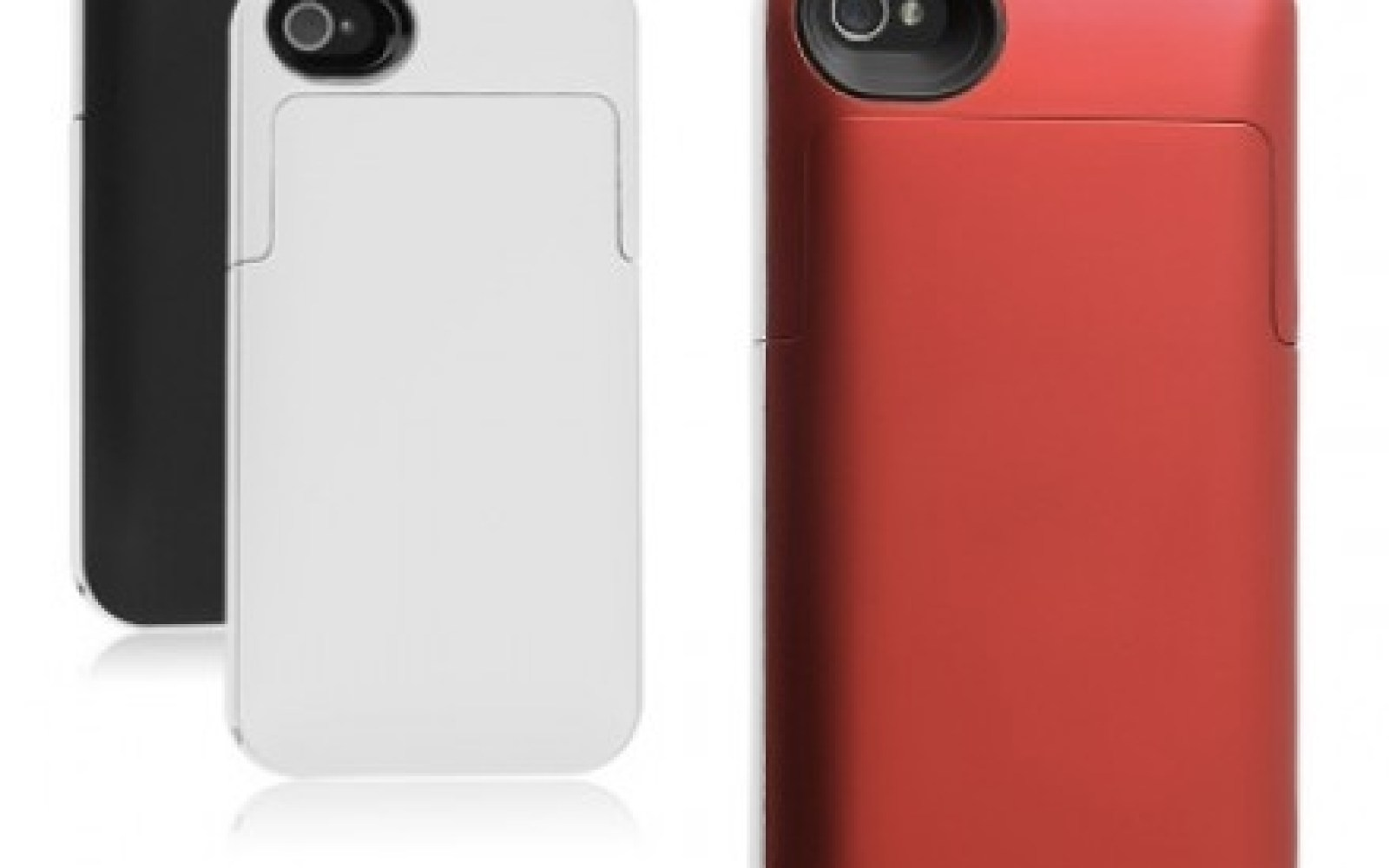 Mophie Juice Pack Air Charging Battery Case for Apple iPhone 4 and 4S – Refurbished – $14.99