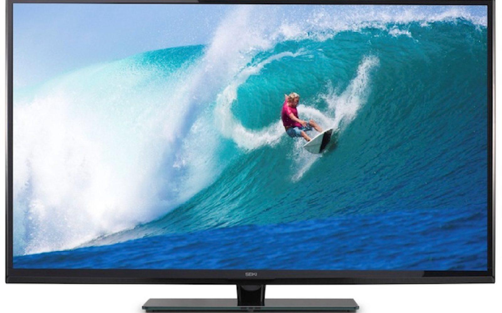 Seiki Digital 50-Inch 4K UHD 120Hz LED HDTV $966 Shipped   9to5Toys