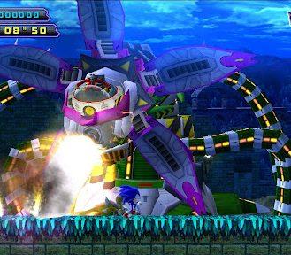 Sonic The Hedgehog 4-02