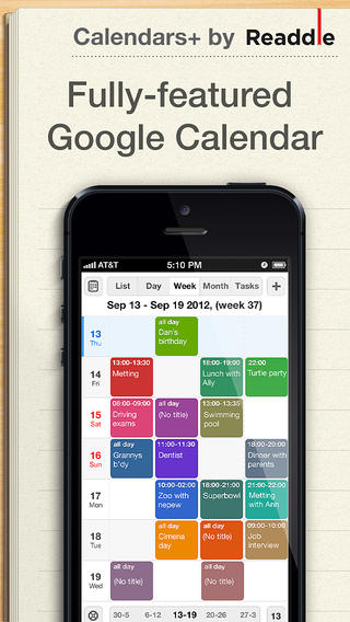 Calendars-Readdle-sale