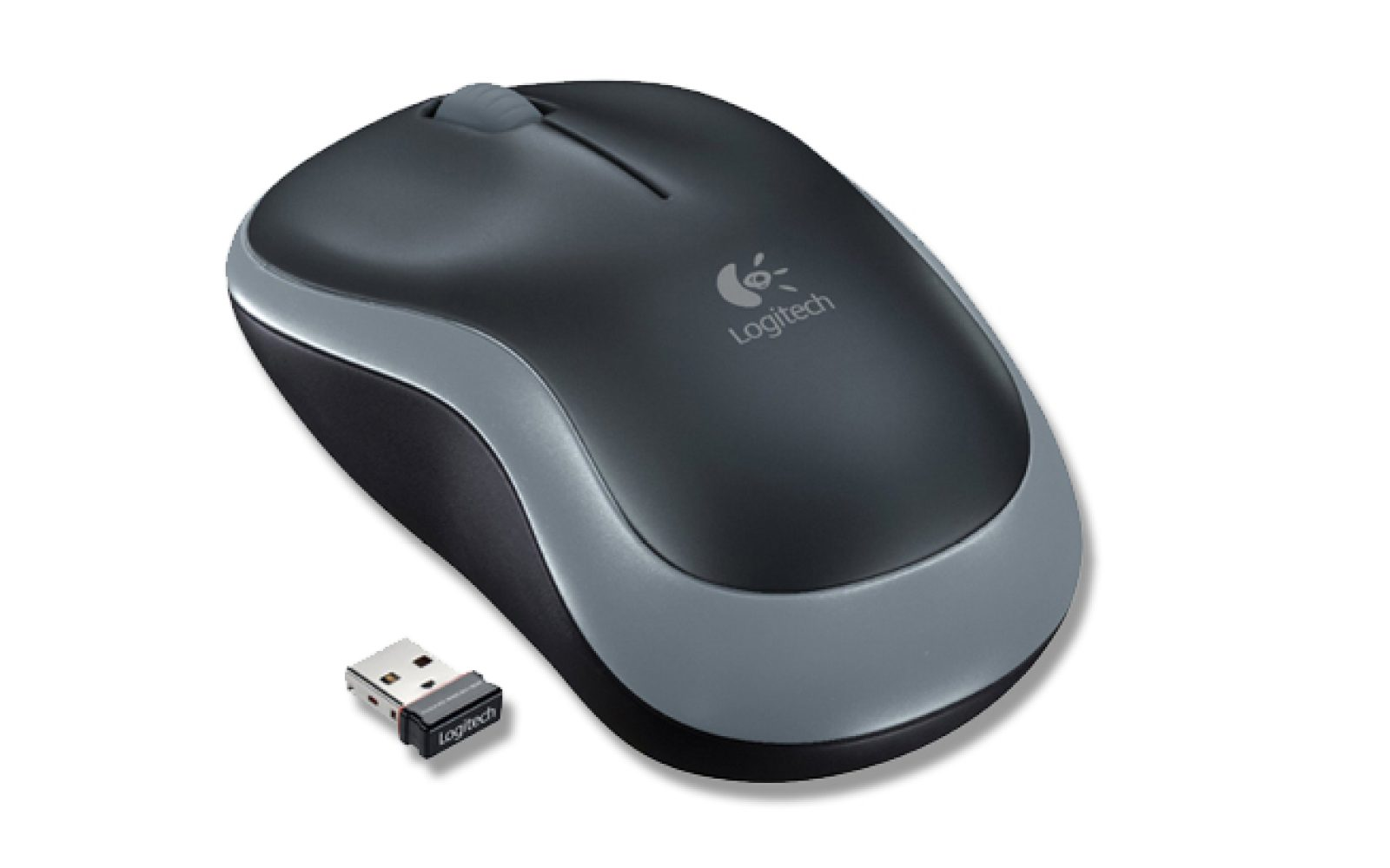 Logitech Wireless Mouse Refurb for PC, Mac & Linux w/ Nano Receiver
