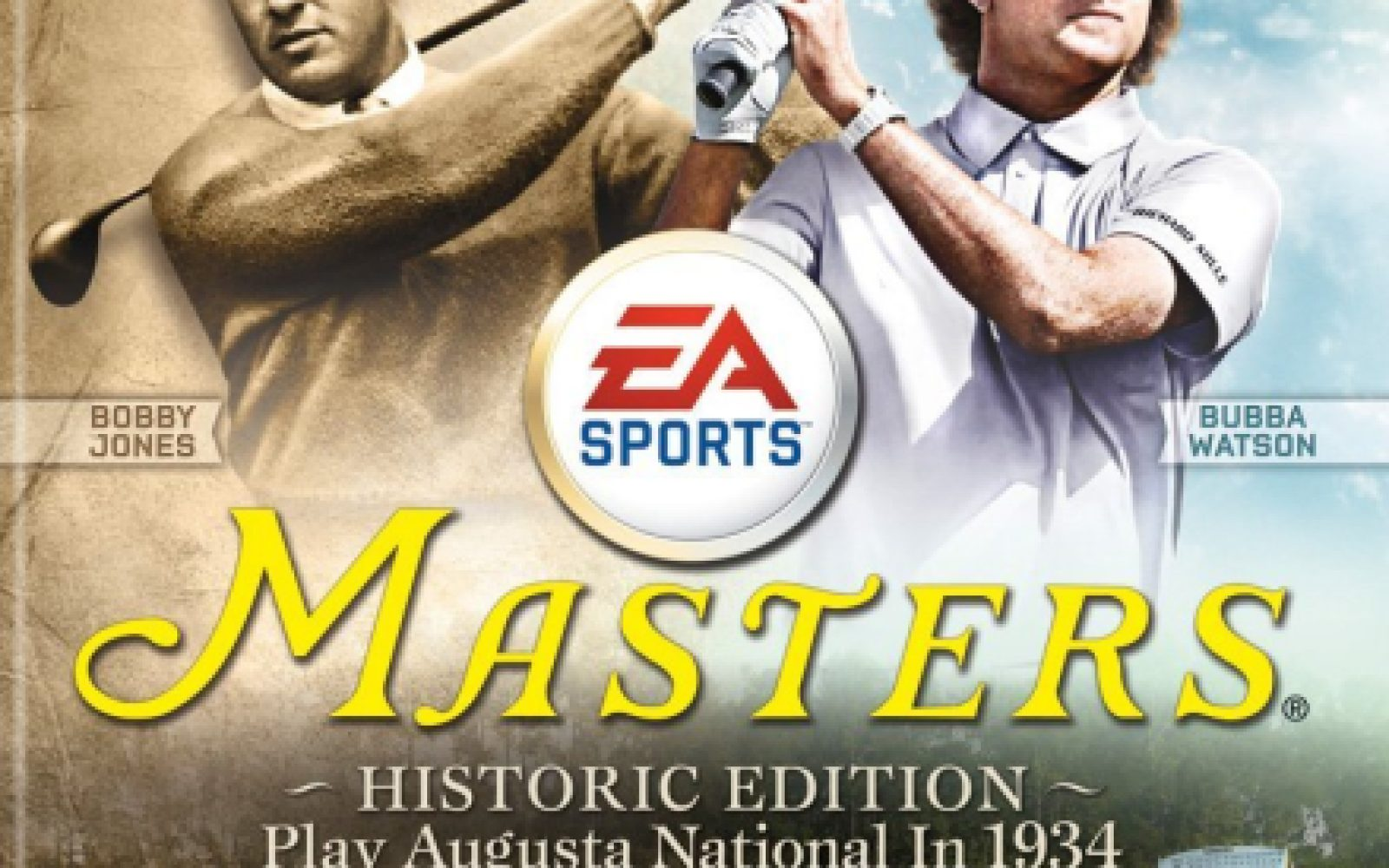Game/App Deals: Tiger Woods 14 Historic Edition $10, Xbox 360 Kinect