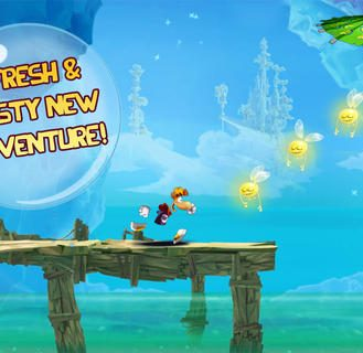 iOS Universal-Rayman Fiesta Run-$3-Just released-02