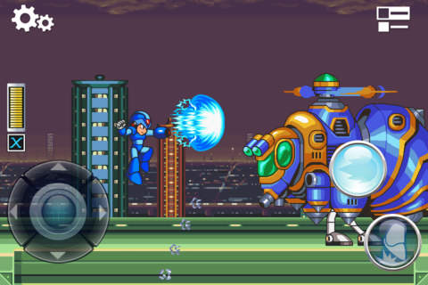 MegaManX-iOS-sale-01