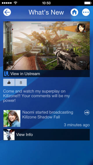 PlayStation App-release-iOS-free-02-PS4