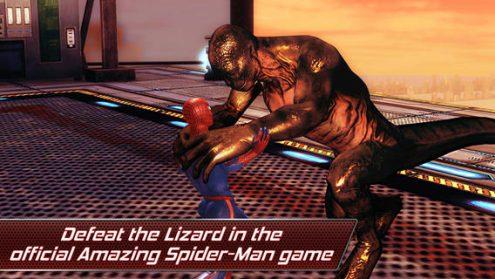 The Amazing Spider Man-iOS-Thanksgiving-sale-01