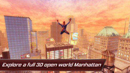 The Amazing Spider Man-iOS-Thanksgiving-sale-03