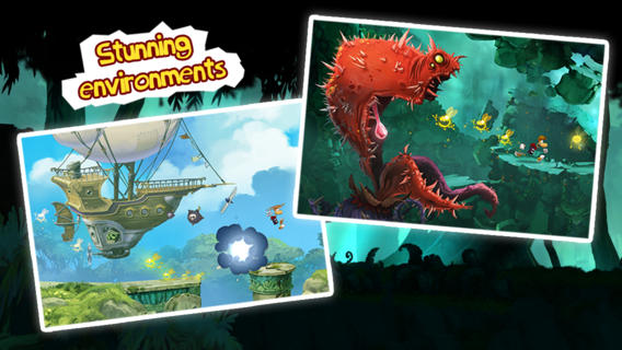 Rayman Jungle Run-iOS-sale-free-02