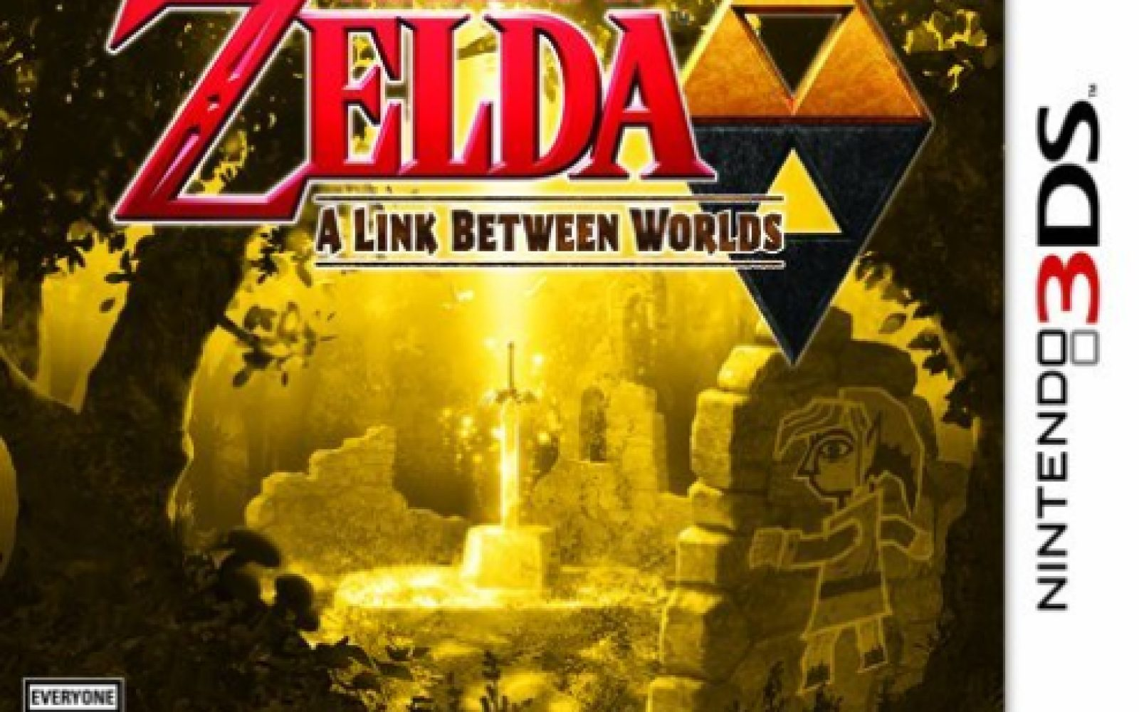 The Legend of Zelda: A Link Between Worlds - 9to5Toys