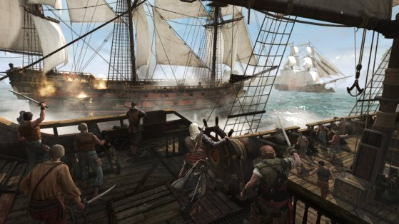Assassin's Creed IV Black Flag-sale-360-PS3-02