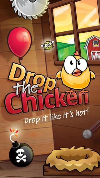 Drop the Chicken-iOS-free-01