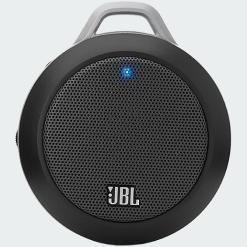 JBL Micro II Multimedia speaker in black