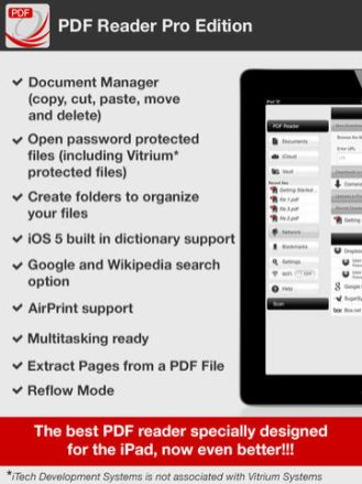 PDF Reader Pro Edition for iPad-03