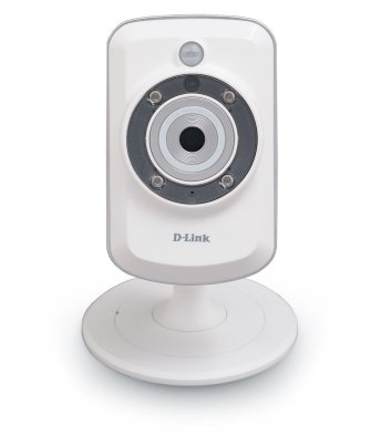 D-Link DCS-942L Enhanced Wireless N Day:Night Home Network Camera-sale-Staples-01