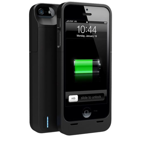 new arrival 176e0 13bb9 uNu DX iPhone 5/5s 2300mAh MFi Protective Battery Case (multiple ...