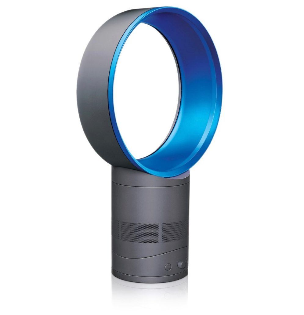 Dyson AM01 Satin Iron:Blue Desk Fan-sale-01