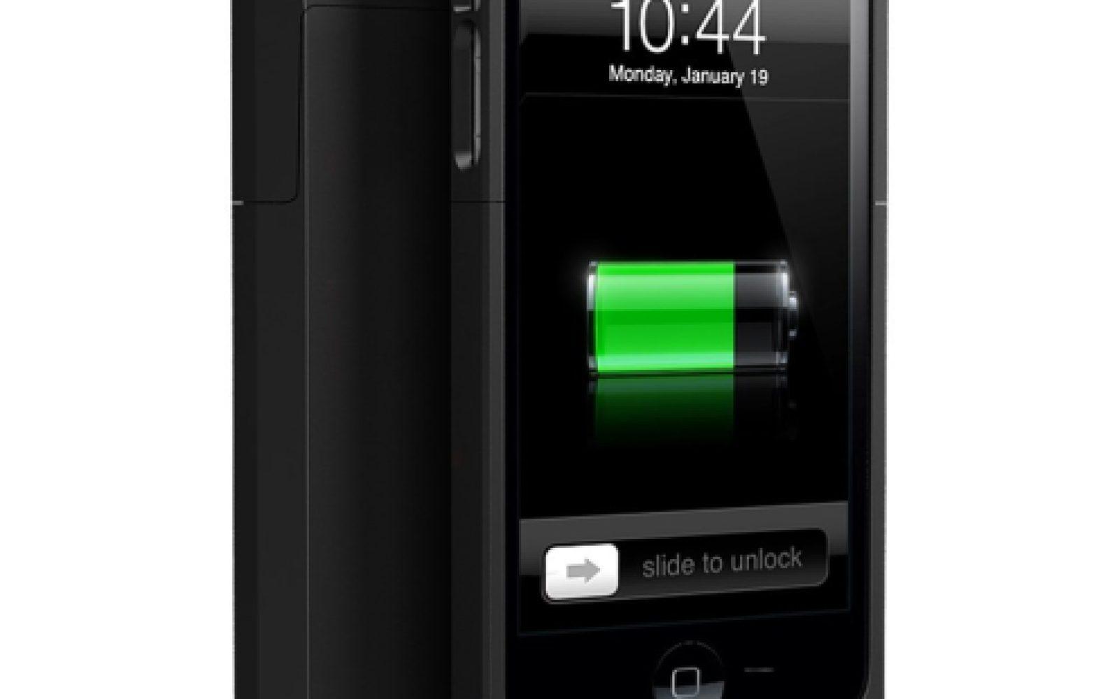 on sale 569ba 5d2ae uNu DX iPhone 5/5s 2300mAh MFi protective battery case (multiple ...