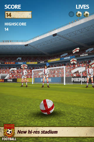 Flick Flick Footbal-sale-iOS-FREE-01