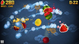Fruit Ninjas screens 01