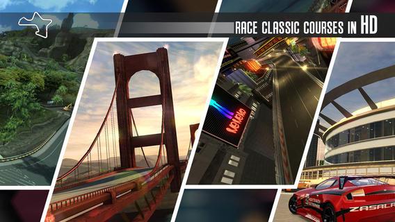 Ridge Racer Slipstream-iOS-02