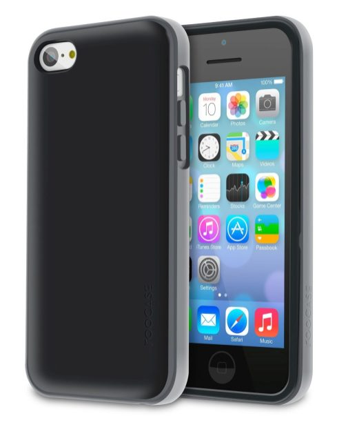 rooCASE Dual Layer Armor Case for iPhone 5C-Newegg-sale-01