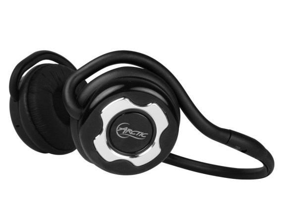 ARCTIC Bluetooth Stereo Headphones, Built-in Mic for iOS:Android:Windows in black:silver (P253BT)-sale-01