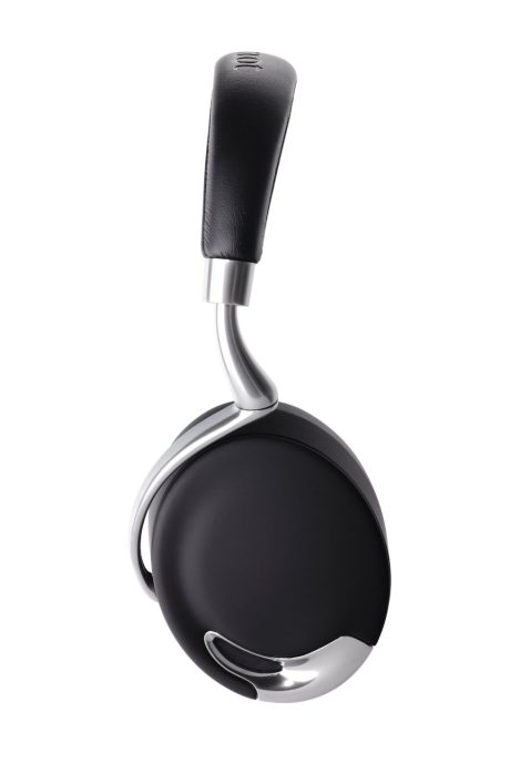 Parrot Zik Wireless Bluetooth Active Noise Cancelling Headphones with Touch Control (black:silver)-sale-02