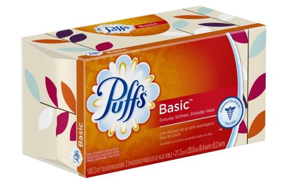 Puffs Basic Facial Tissues-02