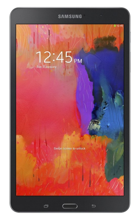 8.4-inch Samsung Galaxy Tab Pro Tablet in black-SM-T320NZKAXAR-sale-01