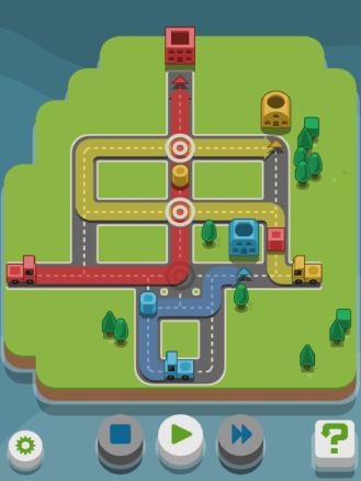 RGB Express - Mini Truck Puzzle-app opf the week-sale-02