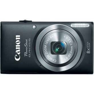 canon camera front