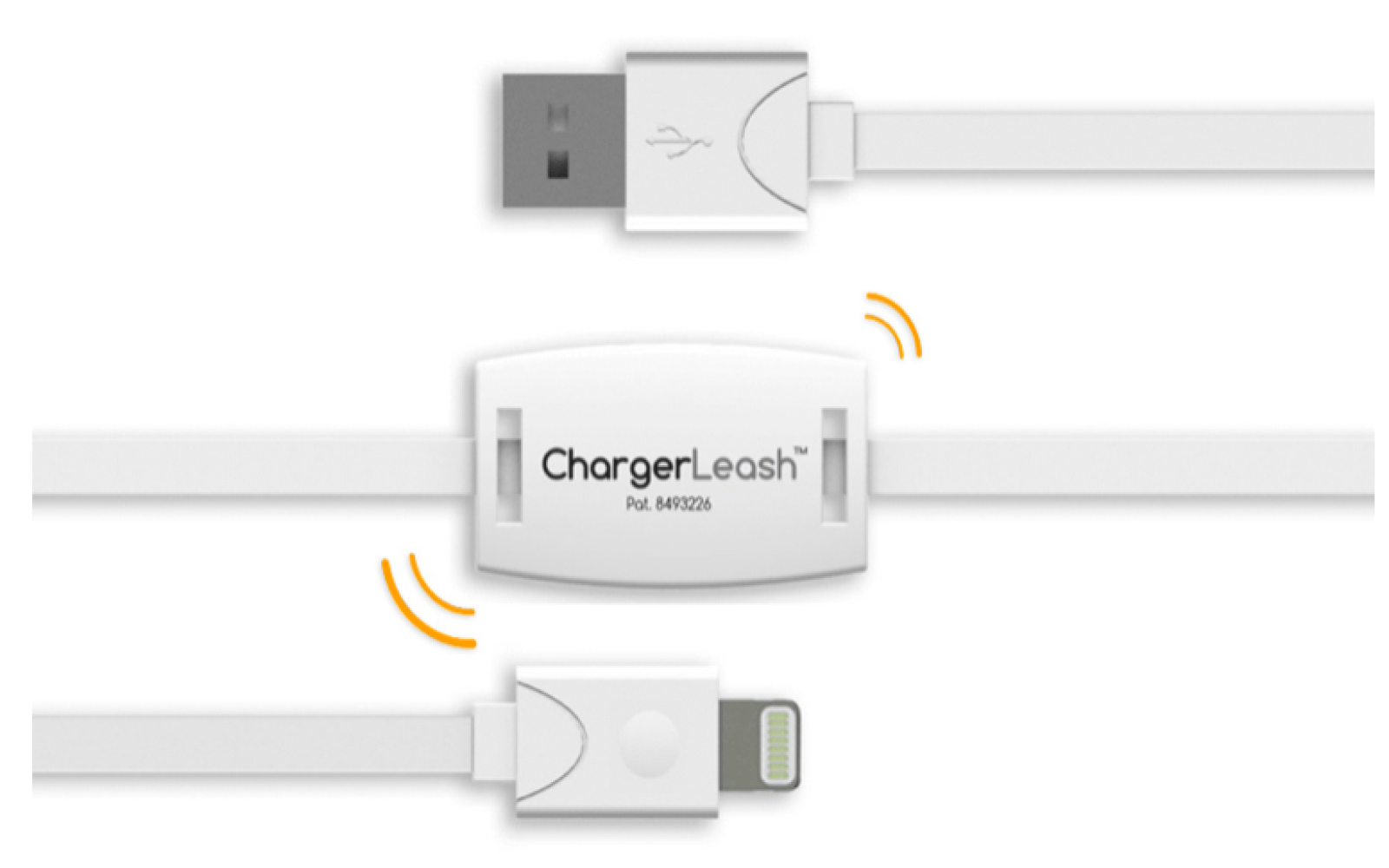 ChargerLeash Lightning cable makes sure you never forget your iPhone charger again