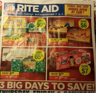 Rite Aid Black Friday 2014-ad leak