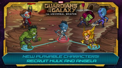 Guardians of the Galaxy- The Universal Weapon-iOS-sale-01