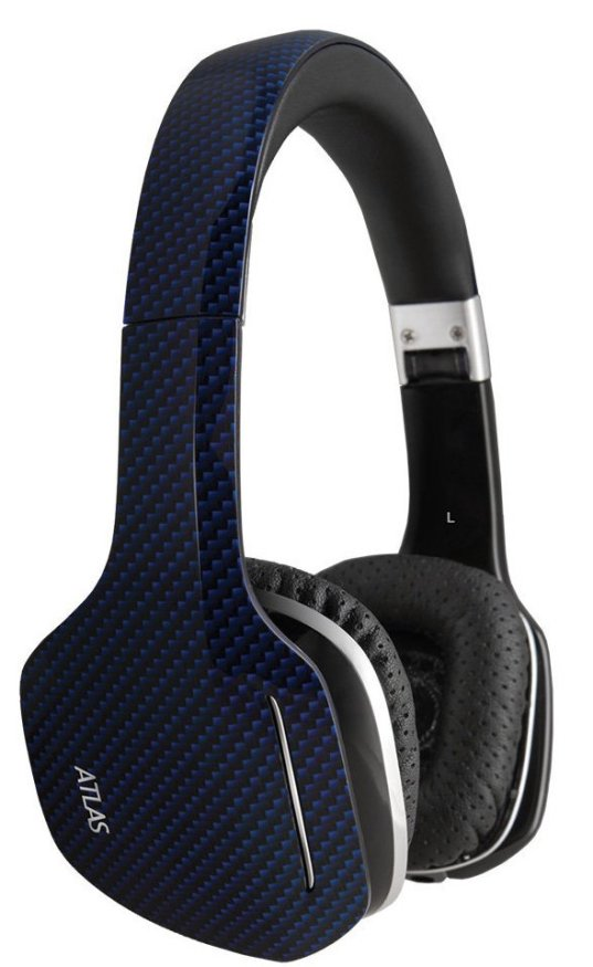 Atlas gold box headset