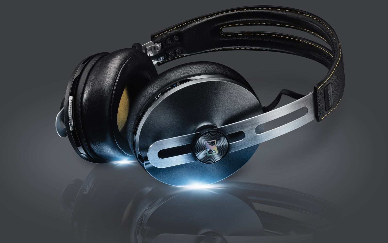 Sennheiser goes wireless with the latest version of its popular MOMENTUM headphones