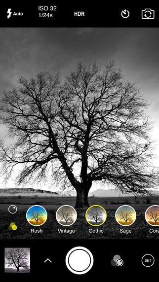 ProCam 2 - Camera and Photo : Video Editor-Free App of the Week-03