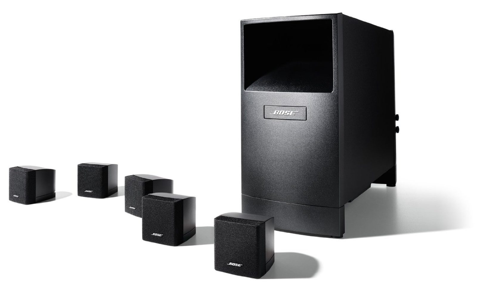 Upgrade your home theater system w/ this Bose Acoustimass 6 speaker