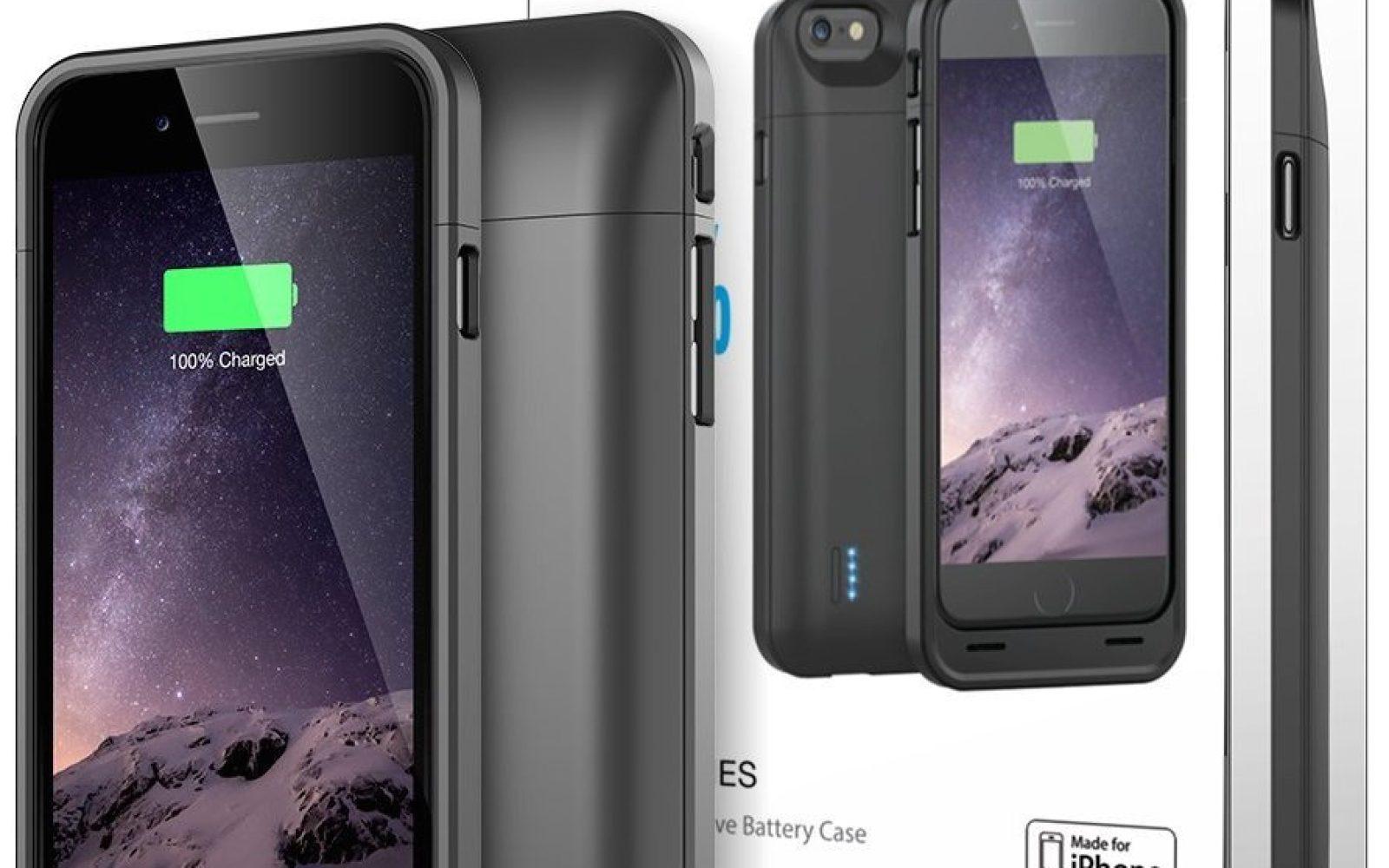 wholesale dealer 3f30c 69b22 uNu DX-6 iPhone 6 3000mAh MFi Battery Case $43 w/ in-store pickup ...
