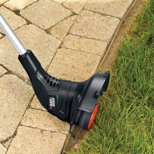 Black & Decker 10%22 18V Cordless Trimmer & Edger (Man. refurb-sale-02