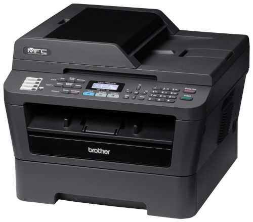 Brother Wireless Monochrome Printer with Scanner, Copier and Fax (EMFC7860DW-sale-01